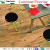 recuperada castaño americano parquet u- groove laminado suelo laminado de madera