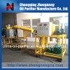 De Olie van de Motor van het afval, de Distillatie van de Minerale Olie om het BZV van de Machine van de Olie te baseren