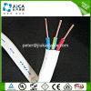 Câble plat échoué par AS/NZS5000.2 de fil électrique du noyau TPS