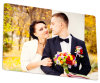 AluminiumFoto Panels für Wedding Fotos 16  X 32