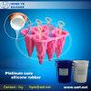Preço barato da fabricação de moldes de doces de borracha de silicone