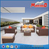 Modern Rattan ao ar livre Pátio Garden Sofa Set
