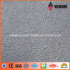 Plat interne de relief d'aluminium d'enduit de couleur
