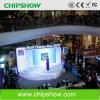 Chipshow P3.33 풀 컬러 실내 단계 임대료 LED 단말 표시