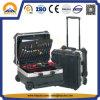 판매 (HT-5102)를 위한 직업적인 아BS 공구 단단한 비행 트롤리 상자