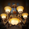Het klassieke LEIDENE van de Lamp Licht van het Plafond met waarschuwt Licht Wit Licht