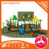 Campo de jogos ao ar livre campo de jogos galvanizado do plástico da tubulação
