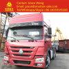 371HP 420HP 6*4 Sinotruk HOWO 7 Usado veículo tractor/reboque cabeça do Trator