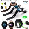 Voll - Ansicht Bildschirm-intelligentes Uhr-Telefon mit Geste-Funktion Ks2