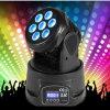 De goedkope Lichten van de Club van de Was van de Hoge Macht 10W RGBW Mini