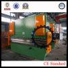 Máquina de dobra hidráulica de WC67Y/máquina de dobra hidráulica do aço inoxidável