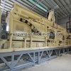 Toda a linha de produção de painéis OSB Automático/ máquina de fazer da placa de partículas