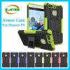 Shockproof TPU Rüstungs-Kasten mit Halter für Huawei P9