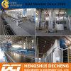 Cadena de producción de la tarjeta de yeso del yeso con alta calidad