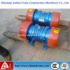 Motor elétrico usado construção da vibração de 2 Pólos