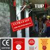 Pared china de Digitaces de la maquinaria de construcción que enyesa la máquina