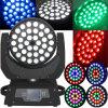 10wx36 LEDs 이동하는 맨 위 디스코 빛