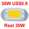 LED integrado 30W.