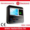Presenza biometrica di tempo di controllo di accesso dell'impronta digitale con il disegno sottile (M-F211)