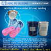 Silicone Rubber per Soap Molds Making