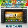 Witson S160 Car DVD GPS Player per il VW Passat/Jetta/Polo/Golf con Rk3188 Quad Core HD 1024X600 Screen 16GB Flash 1080P WiFi 3G Front DVR DVB-T Mirror (W2-M016)