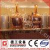 300L Rojo Cervecera de cobre el equipo de Brew Pub
