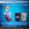 Catalizador del platino del caucho de silicón para la fabricación del molde
