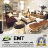 Modernes Wohnzimmer-Möbel-Sofa des Hotel-2017 eingestellt (EMT-SF01)