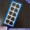 Haute résistance à l'abrasion PCBN Diamond Indexable Inserts de machines CNC Outils de coupe