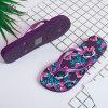 Гибкие возможности печати для использования внутри помещений тапочки и пляжные тапочки
