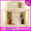 2016 Wooden brandnew Jewellery Box, Jewellery Box per Baby, Fashion Jewellery Wooden Box, Mirror Wooden Jewellery Box W09e014