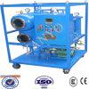 Tipo máquina de  T  da filtragem do óleo do transformador da embarcação do vácuo