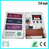 High End Customerのための高品質2.8 Inch Video Brochure