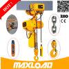 As vendas prestam serviços de manutenção forneceram a grua Chain elétrica de 2 toneladas