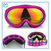 Lunettes de neige à ski anti-brouillard pour enfants permanentes avec large bande de tête