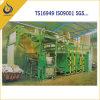 Gewebe-Textilfärbungsmaschine-versengende Maschine