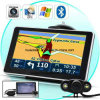 Venta caliente 4.3 Alquiler de carretilla Marine, navegación GPS con WINCE 6.0 a 800 MHz, transmisor de FM, AV-en la cámara trasera, sistema de navegación GPS de mano