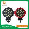Indicatore luminoso automatico 51W del lavoro del LED per gli indicatori luminosi del crogiolo di macchina della nebbia dell'automobile per pesca