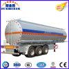 Du matériau 42000L de réservoir de stockage de pétrole remorque en aluminium semi