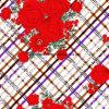 100%Polyester weinig nam 3D verspreiden Afgedrukte Stof voor de Reeks van het Beddegoed toe