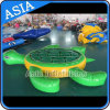 Игрушки воды черепахи зеленого моря черепахи/черепахи раздувные плавая