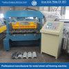 Ce plancher métallique Decking machine de formage de la bobine