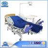 Aldr100d Intelligent больницы специальная кровать акушерских услуг в таблице