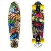 [27ينش] [بّ] مصغّرة لوح التزلج طرّاد كاملة لوح التزلج أمواج لوح التزلج [دوودل] تصميم