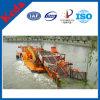 Déchets de haute qualité Bateau de la collecte des ordures dans l'eau