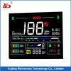 Negative Blackground LCD Bildschirmanzeige VA-LCD-verwendet im elektronischen Schuppe LCD-Bildschirm