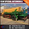 최신 판매 Dongfeng 4000L 5000L 물 유조선 스프레이어 트럭