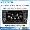 Auto-DVD-Spieler für Audi A4 S4 RS4 2002-2010 mit GPS-Navigation