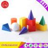 基本的な幾何学的な固体教育の認識おもちゃ