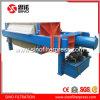 Equipo automático hidráulico de la prensa de filtro del marco de la placa
